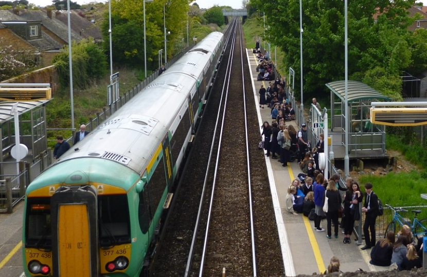Business as usual on most Southern routes during RMT strike