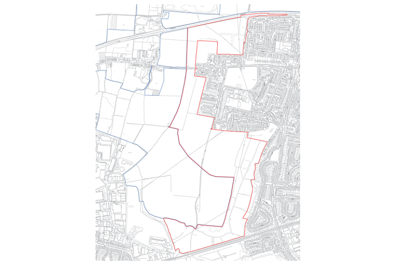 Proposed Sompting West development - public meeting