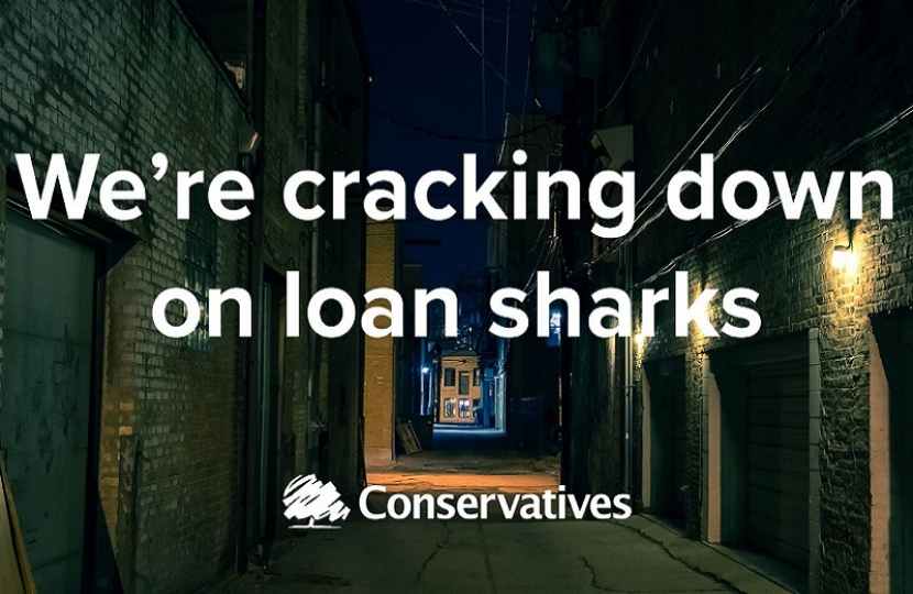 Britain bites back in the fight against loan sharks