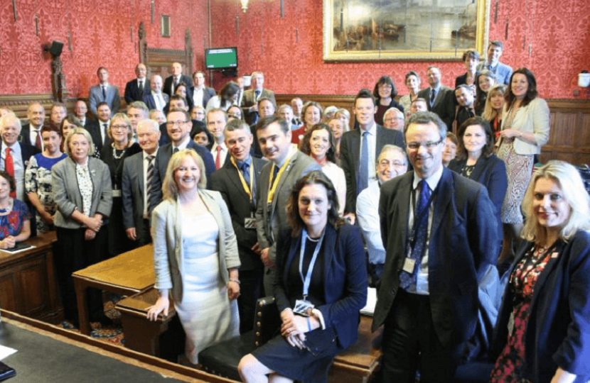 APPG on State Pension Inequality for Women: 25 April 2018 Meeting Statement