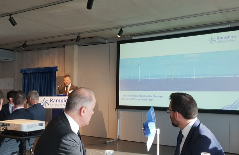 Rampion Offshore Wind Farm: Grand Opening