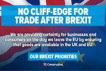 No cliff-edge for trade after Brexit