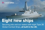 Government unveils ambitious new National Shipbuilding Strategy