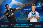 UK Aid Match and SoccerAid for Unicef